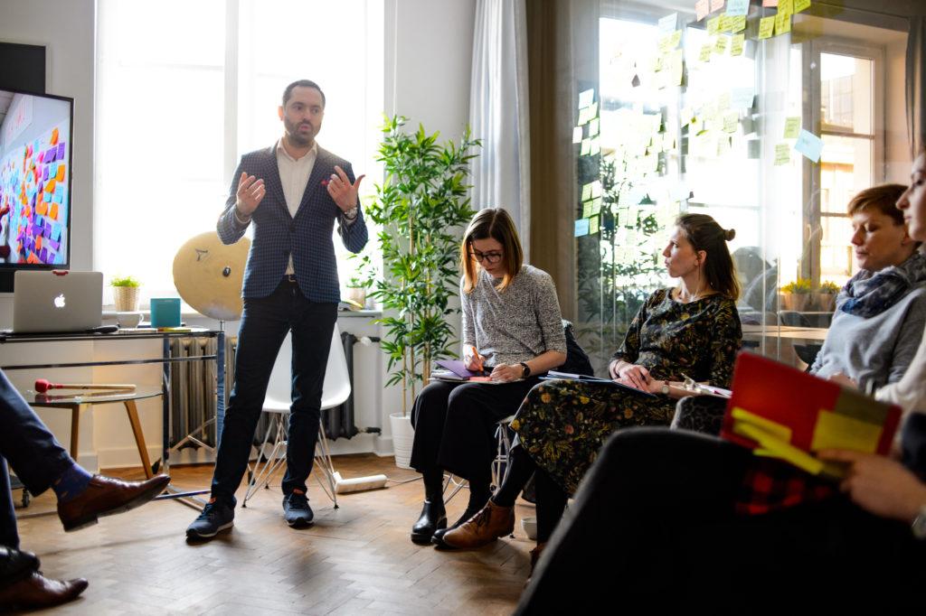 szkolenie moderator design thinking